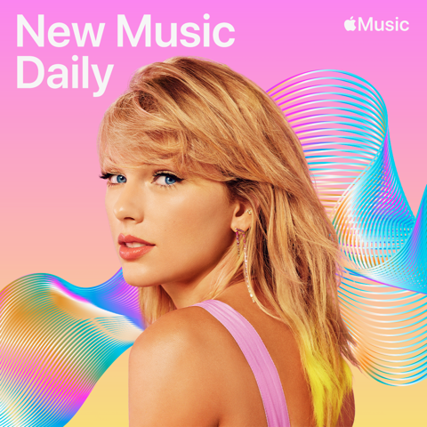 Apple Music lance New Music Daily, une playlist quotidienne