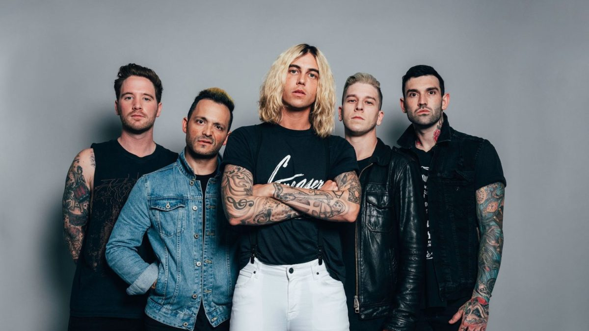 Sleeping with Sirens annonce une tournée nord-américaine