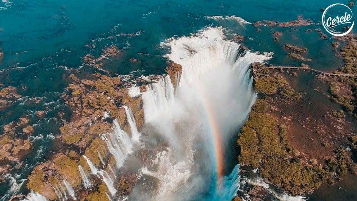 Nicola Cruz x Cercle: DJ Set dans l'une des 7 merveilles de la nature
