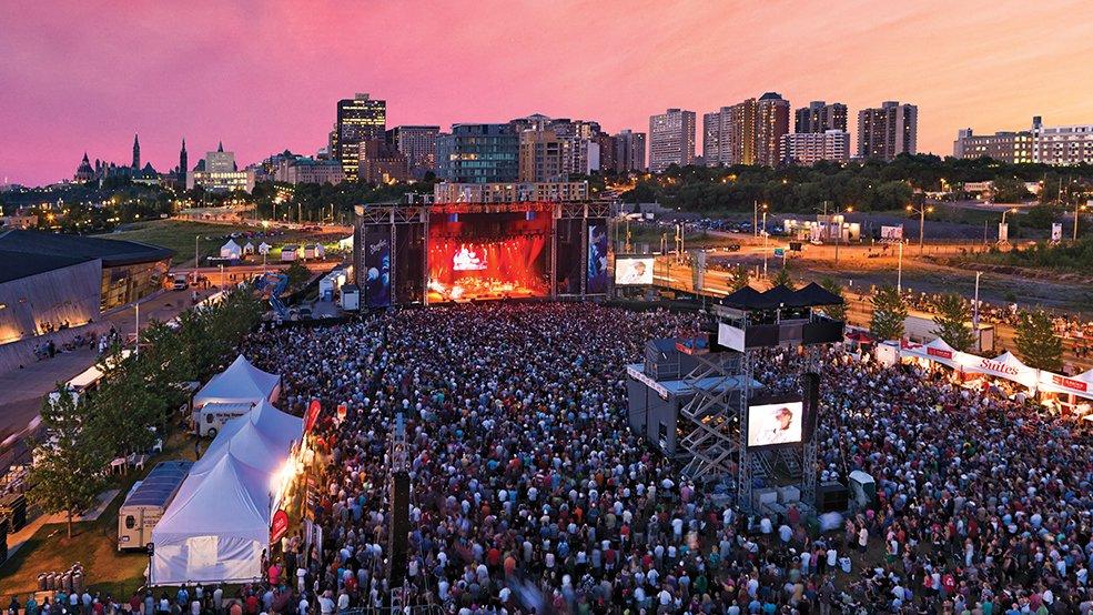 Ottawa Bluesfest annonce une prévente juste à temps pour Noël