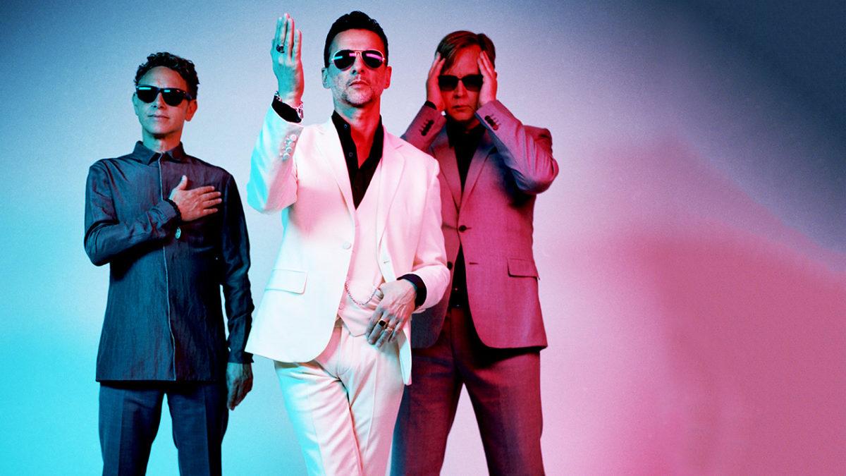 Depeche Mode sort un énorme coffret de collection