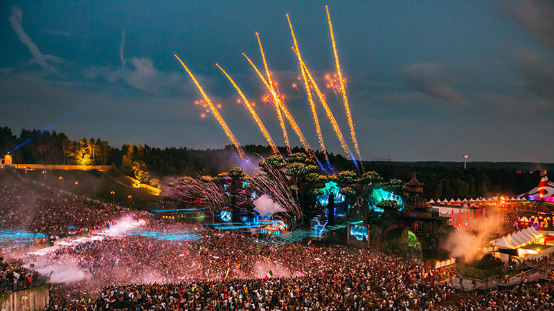 Sans surprise, Tomorrowland procède à l'annulation de son édition 2020