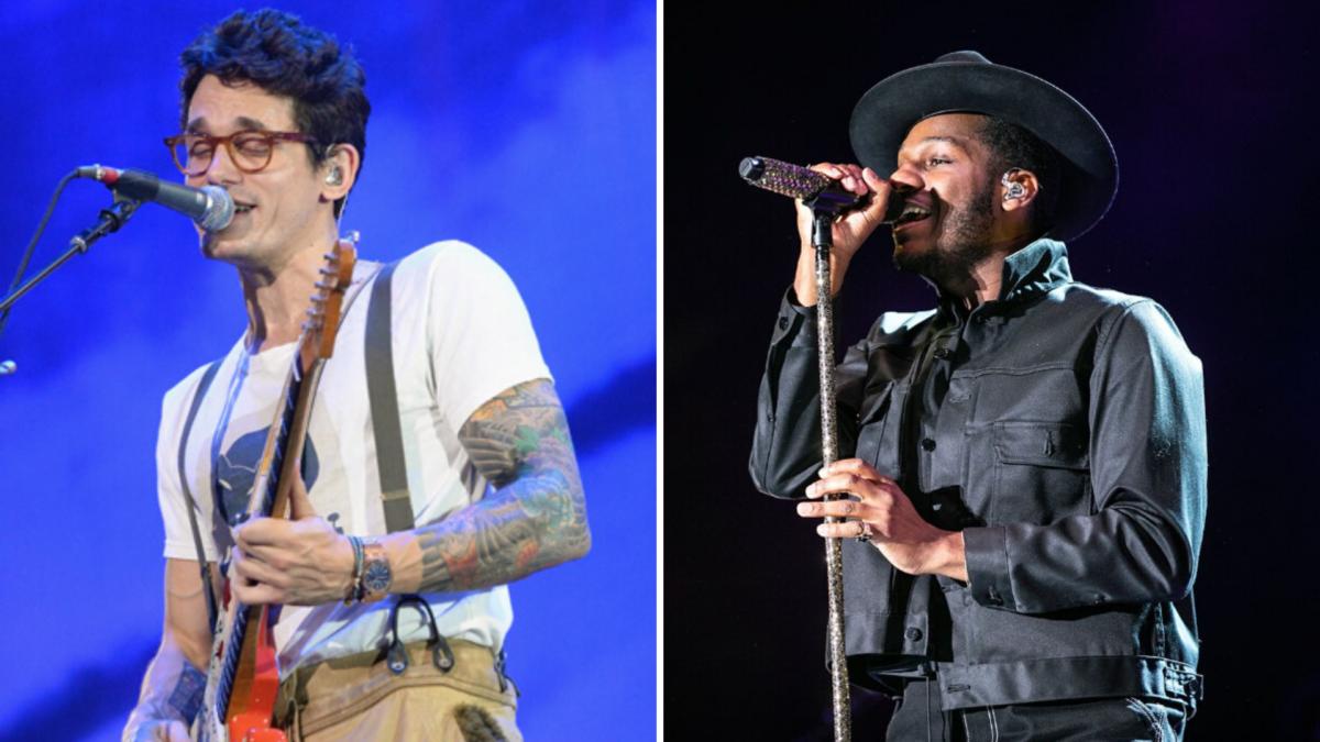 John Mayer et Leon Bridges sortent leur collaboration Inside Friend