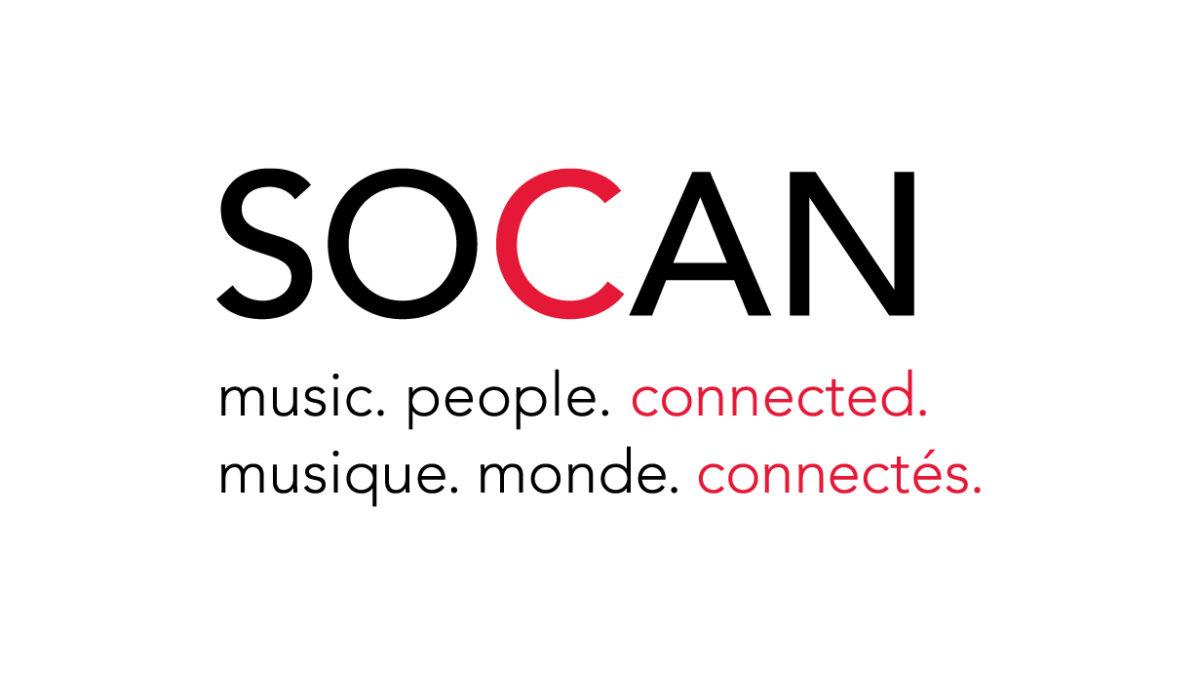 La SOCAN annonce un programme d'aide d'urgence aux artistes de 2 millions