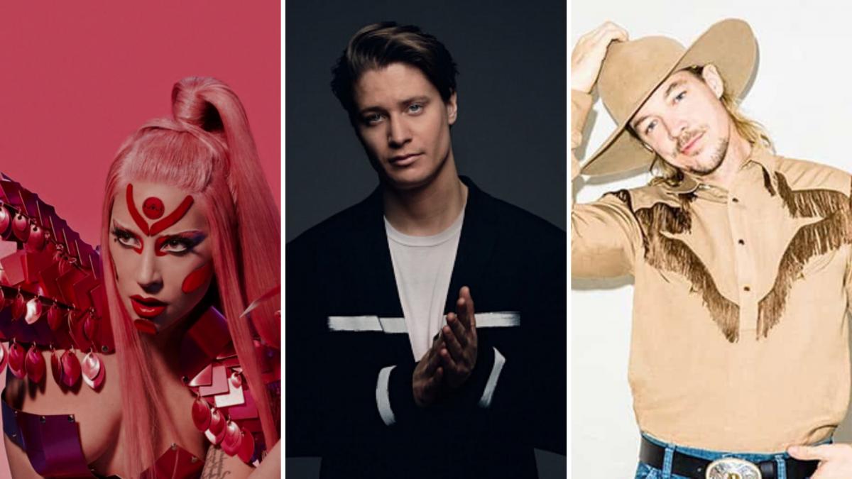 À écouter: Lady Gaga, Kygo et Diplo dévoilent leurs nouveaux albums
