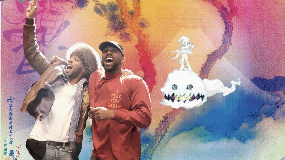Kanye West et Kid Cudi lancent une émission pour enfants: Kids See Ghosts