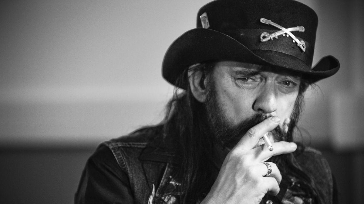 Un film sur Lemmy Kilmister, chanteur de Motörhead, est en production