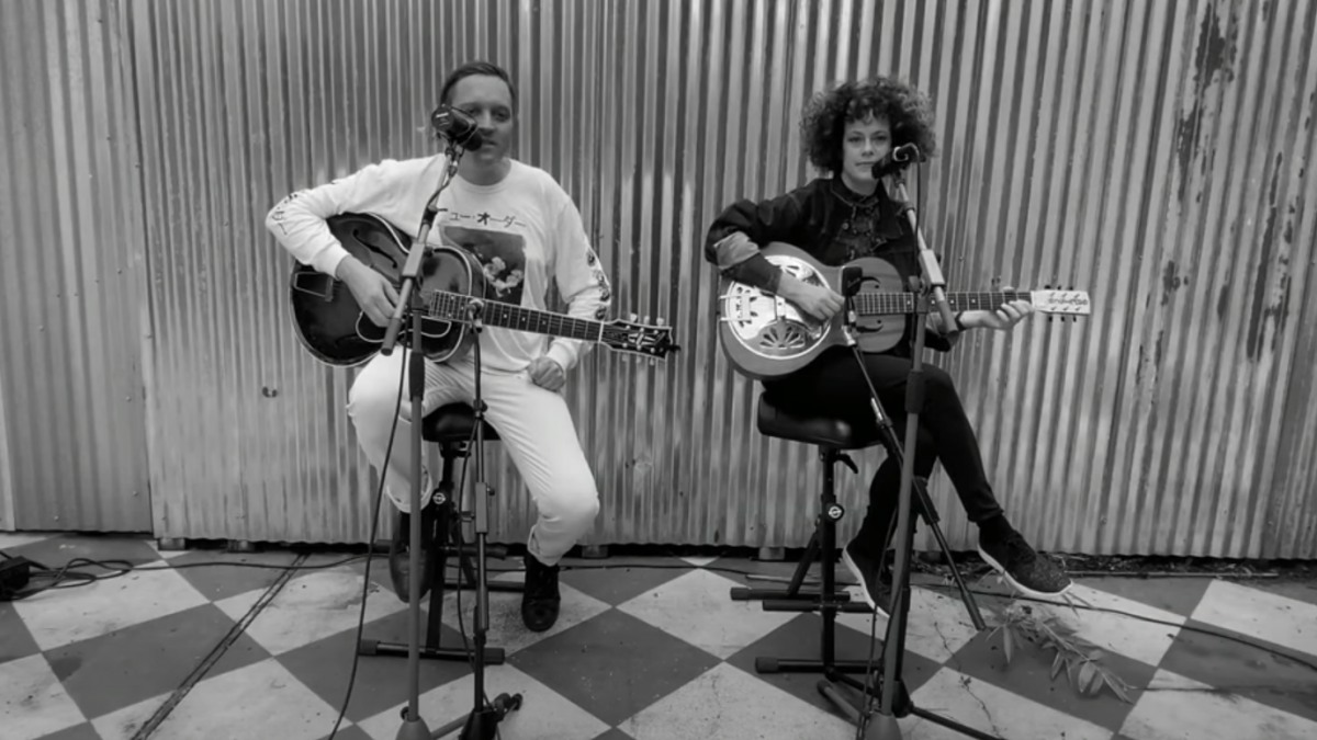 Revoyez la performance spéciale de Win Butler et Régine Chassagne d'Arcade Fire