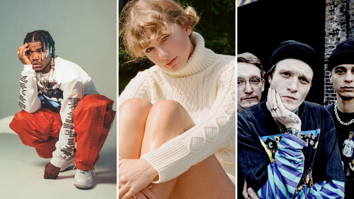 Les 10 meilleures chansons de la semaine du 25 juillet