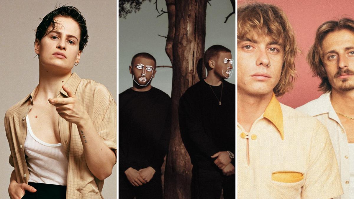 Les 10 meilleures chansons de la semaine du 3 juillet