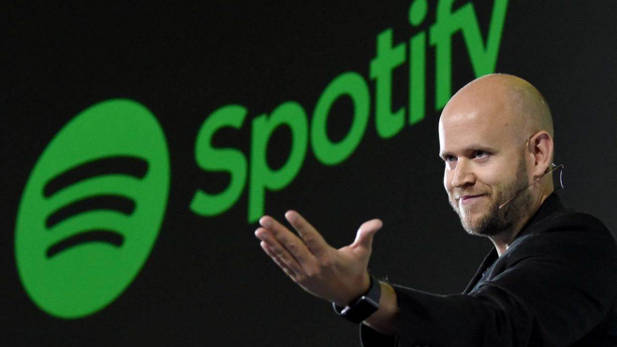 CEO de Spotify aux musiciens: « Vous ne pouvez pas sortir de la musique tous les trois ou quatre ans et penser que cela suffira »