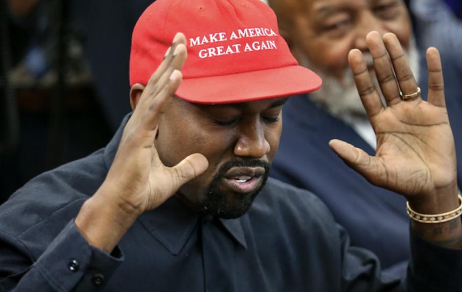 Kanye West annonce qu'il se lance dans la course présidentielle de 2020