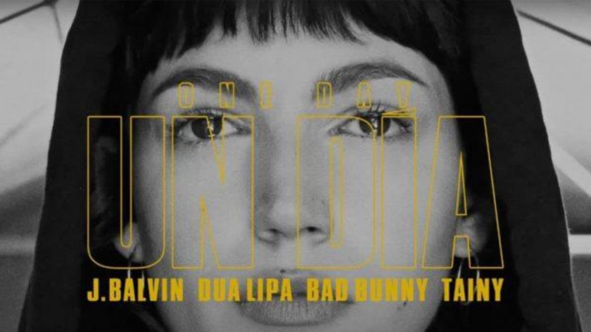 J. Balvin, Dua Lipa & Bad Bunny lancent «Un Día», une nouvelle chanson accompagnée d'un vidéoclip