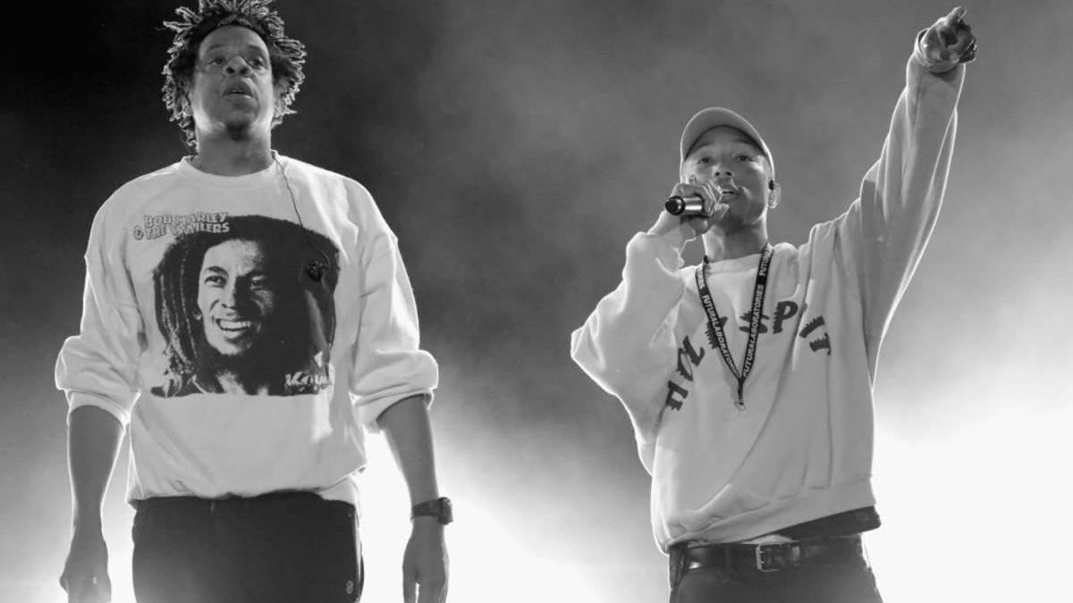 Jay-Z & Pharrell dévoilent «Entrepreneur», leur toute dernière collaboration