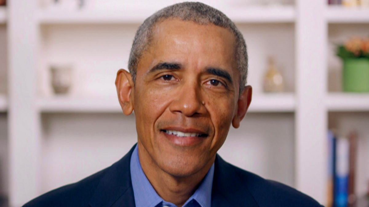 Barack Obama partage sa playlist de l'été 2020