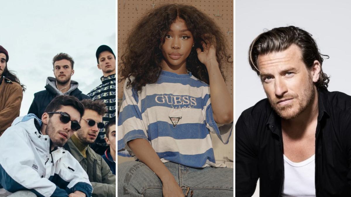 Les 10 meilleures chansons de la semaine du 6 septembre