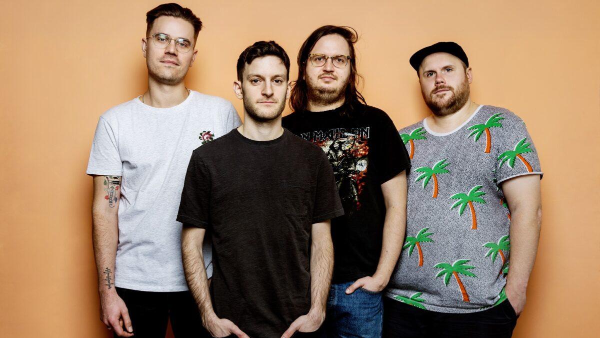 PUP, groupe punk de Toronto, annonce un nouveau EP et partage un premier extrait