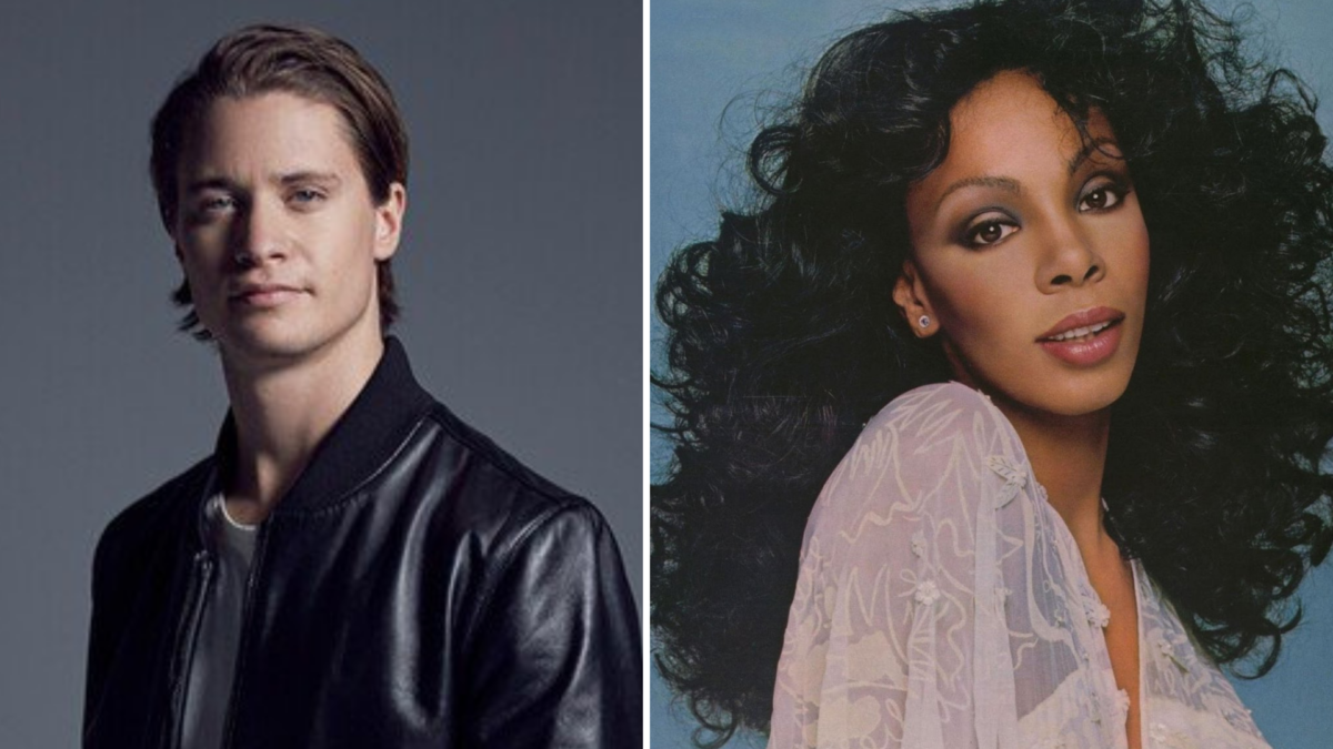 Kygo remix le classique disco Hot Stuff de Donna Summer