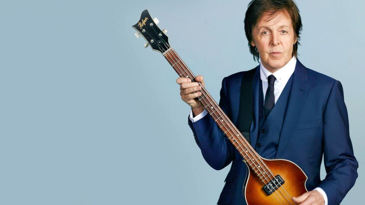 McCartney III, un nouvel album à saveur hivernale pour Paul McCartney
