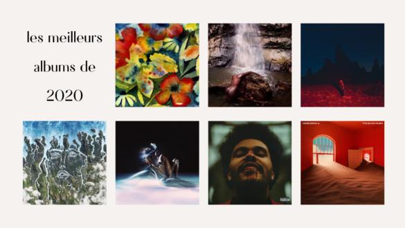 meilleurs albums 2020