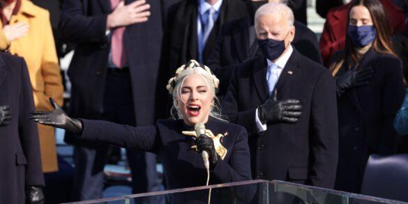 Revoyez les performances de Lady Gaga, Jennifer Lopez & Garth Brooks à l'investiture de Joe Biden