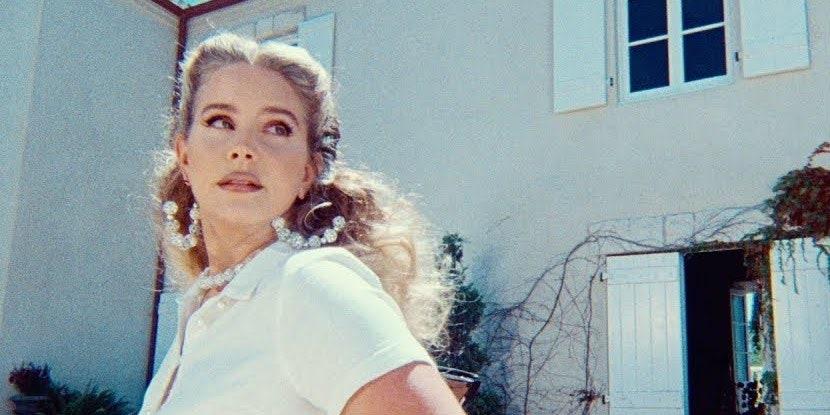 Lana Del Rey dévoile le premier extrait de son nouvel album, Chemtrails Over The Country Club