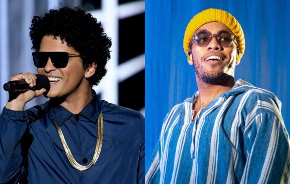 Anderson .Paak et Bruno Mars annoncent un nouvel album sous l'alias Silk Sonic