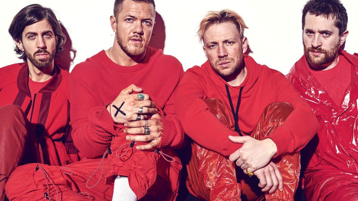 Imagine Dragons sort deux nouvelles chansons et laisse présager la sortie d'un nouvel album d'ici quelques semaines