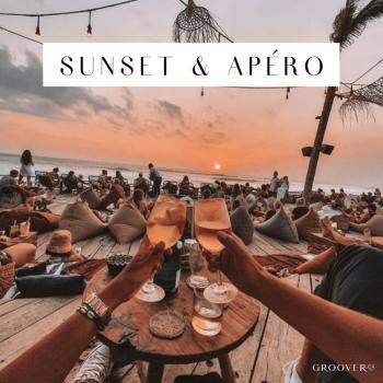 playlist spotify sunset apéro musique électronique